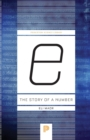 """Image for """"e""""  : the story of a number"""