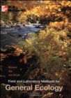 Image for Field and laboratory methods for general ecology