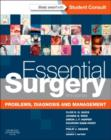 Image for Essential surgery  : problems, diagnosis and management