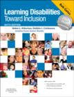 Image for Learning disabilities  : towards inclusion