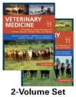 Image for Veterinary medicine  : a textbook of the diseases of cattle, horses, sheep, pigs and goats