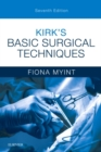 Image for Kirk's basic surgical techniques