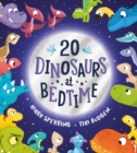 Image for 20 dinosaurs at bedtime