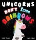 Image for Unicorns don't love rainbows