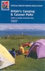 Image for Britain's camping & caravan parks 2007