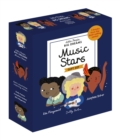 Image for Little People, Big Dreams: Music Stars : 3 Books from the Best-Selling Series! Ella Fitzgerald - Dolly Parton - Josephine Baker