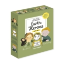 Image for Little People, BIG DREAMS: Earth Heroes : 3 books from the best-selling series! Jane Goodall - Greta Thunberg - David Attenborough