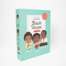 Image for Little People, BIG DREAMS: Black Voices