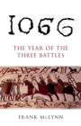Image for 1066  : the year of the three battles