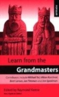 Image for Learn from the grandmasters
