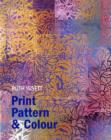 Image for Print, pattern and colour  : for paper and fabric