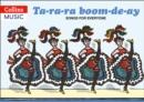 Image for Ta-ra-ra boom-de-ay  : songs for everyone
