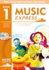 Image for Music express  : lesson plans, recordings, activities, photocopiables and videoclips: Year 1