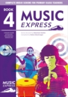 Image for Music express  : lesson plans, recordings, activities, photocopiables and videoclips: Year 4