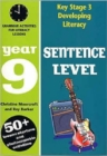 Image for Sentence level