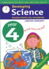 Image for Developing scienceYear 4