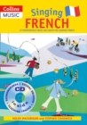 Image for Singing French  : 22 photocopiable songs and chants for learning French