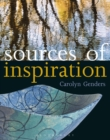 Image for Sources of inspiration  : for ceramics and the applied arts