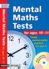 Image for Mental maths tests for ages 10-11