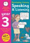 Image for Speaking & listening  : photocopiable activities for the literacy hour: Year 3
