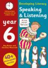 Image for Speaking & listening  : photocopiable activities for the literacy hour: Year 6