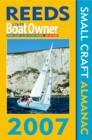 Image for Reeds practical boat owner small craft almanac 2007