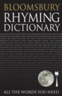 Image for Bloomsbury rhyming dictionary