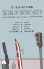 Image for Who's whose?  : a no-nonsense guide to easily confused words