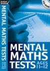 Image for Mental Maths Tests for Ages 11-12