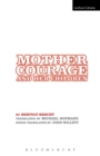 Image for Mother Courage and her children  : a chronicle of the Thirty Years War