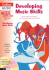 Image for Developing music skills  : musical confidence for beginners - activities for teaching general musicianship