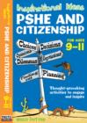 Image for PSHE and citizenship for ages 9-11