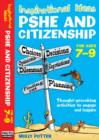 Image for PSHE and citizenship for ages 7-9