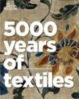 Image for 5000 years of textiles