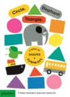 Image for Circle, triangle, elephant!  : a book of shapes & surprises