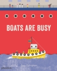 Image for Boats are busy
