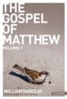 Image for The gospel of MatthewVol. 1