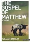 Image for The gospel of MatthewVol. 2