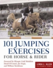 Image for 101 jumping exercises for horse & rider