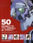 Image for 50 robots to draw and paint