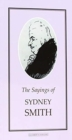 Image for The Sayings of Sydney Smith