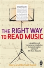 Image for The right way to read music