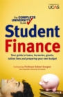 Image for The Complete University Guide: Student Finance : In association with UCAS