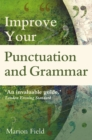 Image for Improve your punctuation and grammar