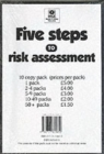 Image for Five steps to risk assessment