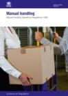 Image for Manual handling : Manual Handling Operations Regulations 1992, guidance on regulations