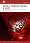 Image for L5 Control of Substances Hazardous to Health: The Control of Substances Hazardous to Health Regulations 2002. Approved Code of Practice and Guidance, L5