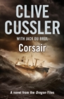 Image for Corsair  : a novel from the Oregon files