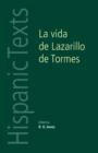 Image for La vida de Lazarillo de Tormes y de sus fortunas y adversidades