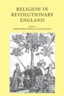 Image for Religion in revolutionary England